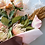 Thumbnail: Artificial Flower Bouquet | Peach Pampas