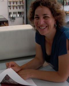 Interview with Liz Chalfin