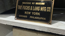 Meet Fredrick, the Litho Press