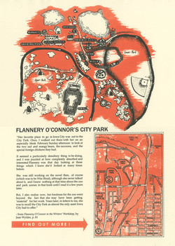Flannery O'Connor's City Park, 2012