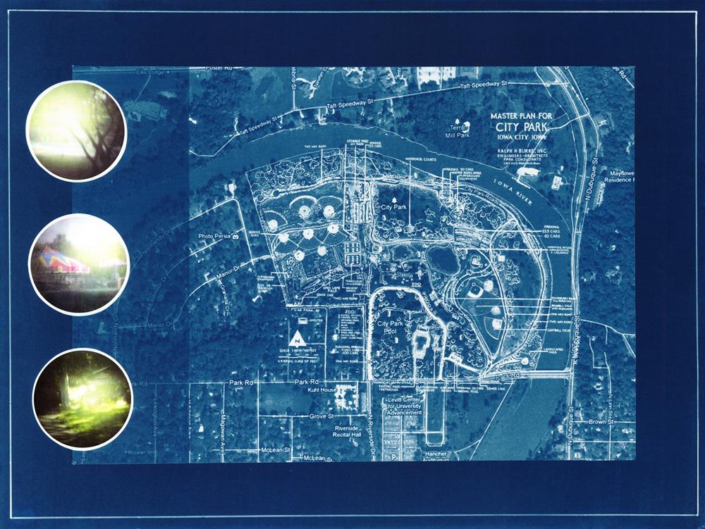City Park: Guide Map