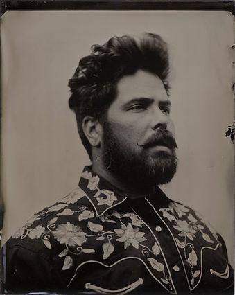 Rudy Salgado Portrait