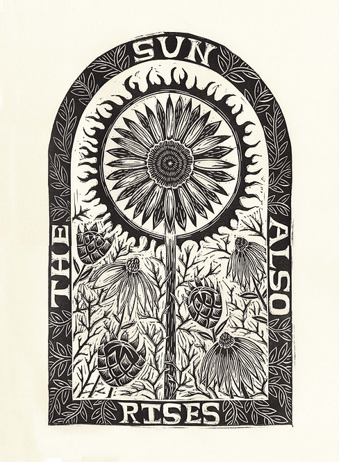 Peter Price, Relief Print