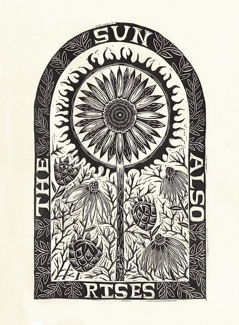 Peter Price, Relief Print