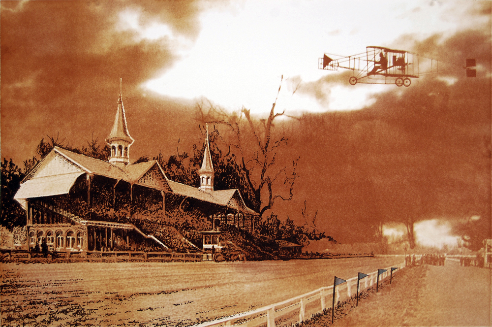 Churchill Downs and its Observers