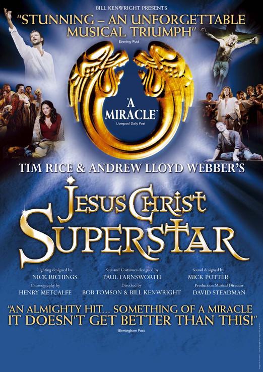 Jesus Christ Superstar UK Tour 2004