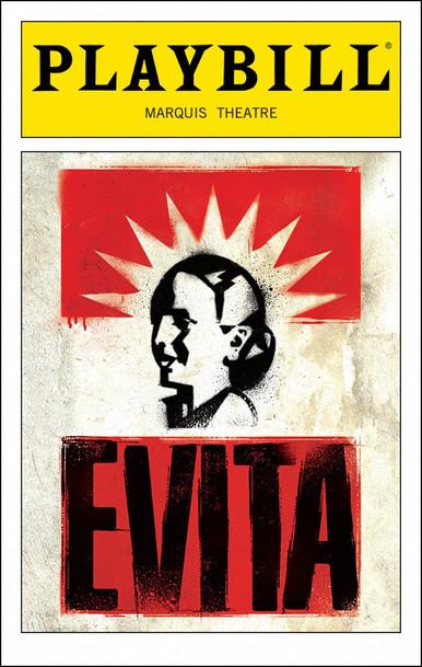 Evita Broadway
