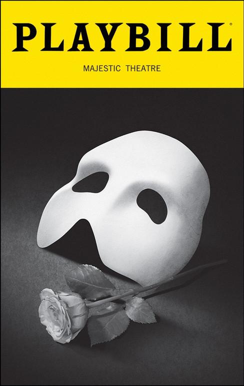 Phantom of The Opera Broadway.
