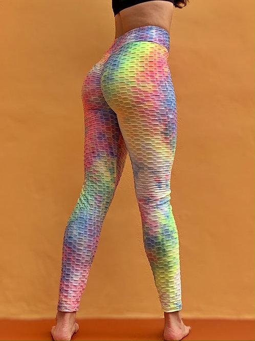 Colorful Scrunch Leggings