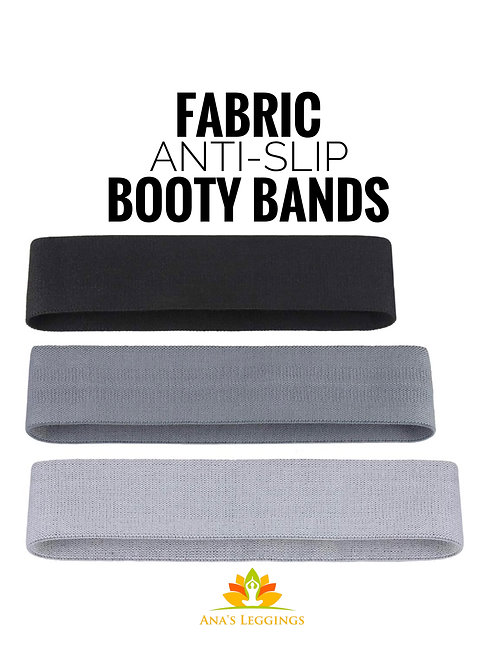 Fabric Anti-Slip Booty Bands