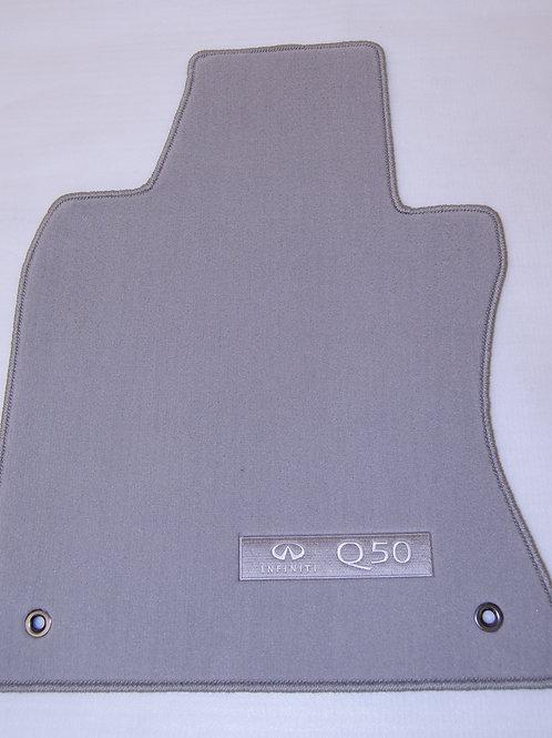 Q50 FLOOR MAT SET