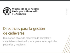FAO Carcass Management Guidelines