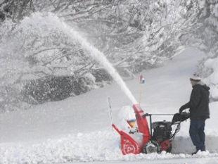 snow removal, huntsville, burks falls, sprucedale, sundridge