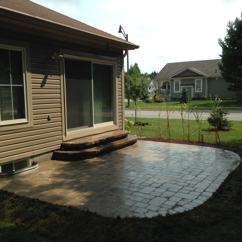 Bracebridge patio