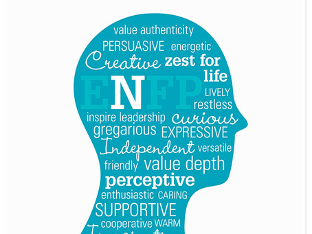 ENFP - The imaginative motivator