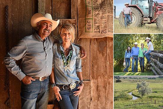 Thomas Angus Ranch, Oregan