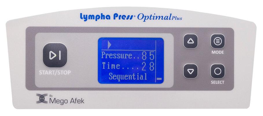 LymphaPress Optimal Pump