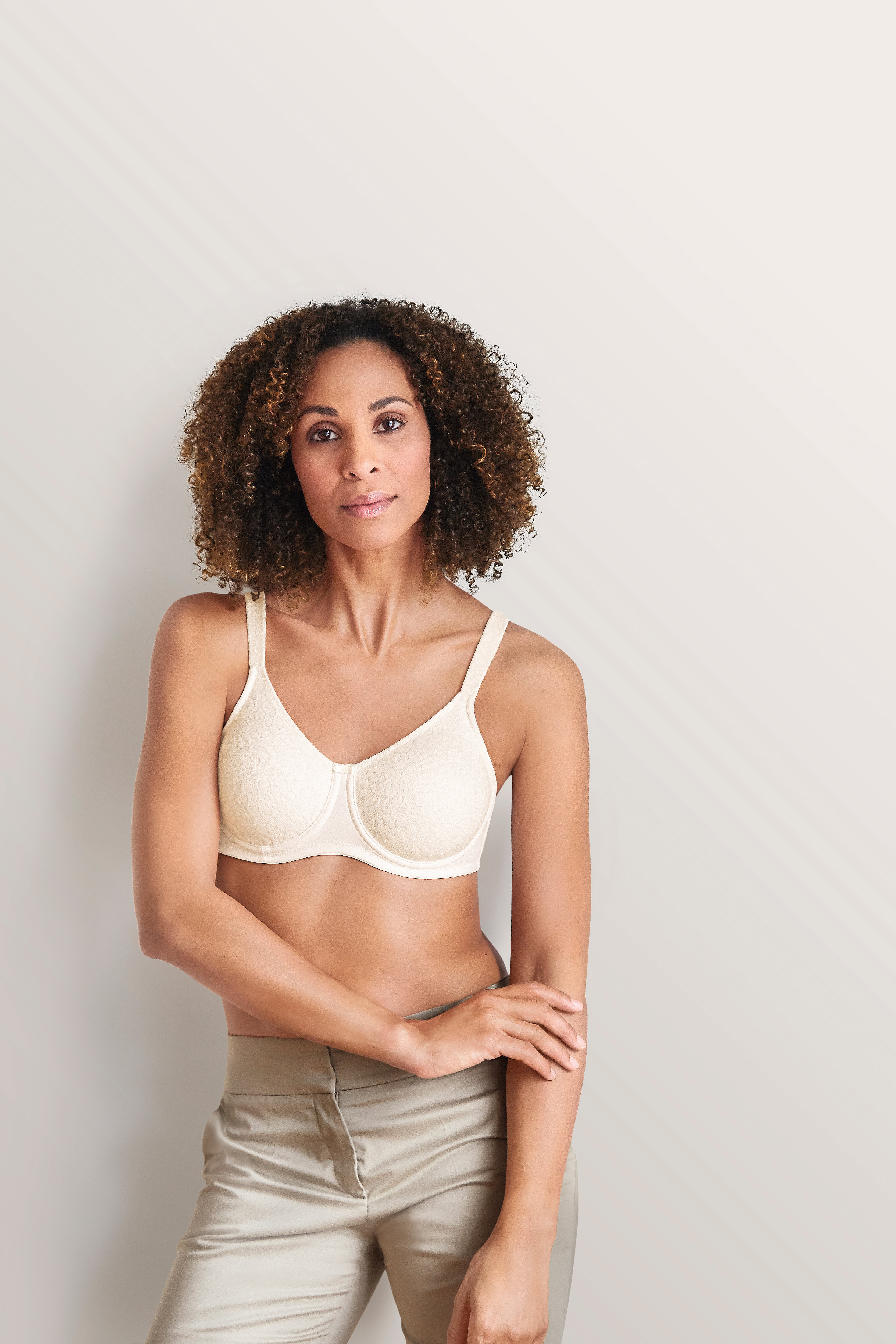Naked Signature Wire-Free Unlined Bra W160610 | Womens