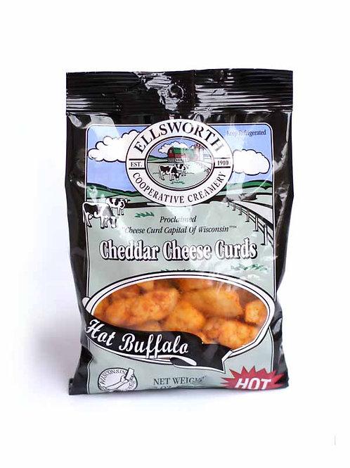 Ellsworth Hot Buffalo Cheddar Cheese Curds