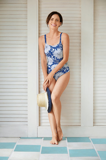 Amoena Jersey One Piece Swim Suit