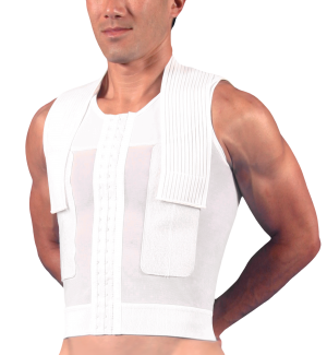 Design Veronique Dorsocervical Male Garment #DC64