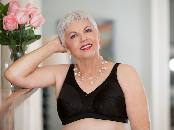 ABC 118 Basic M-Frame Bra