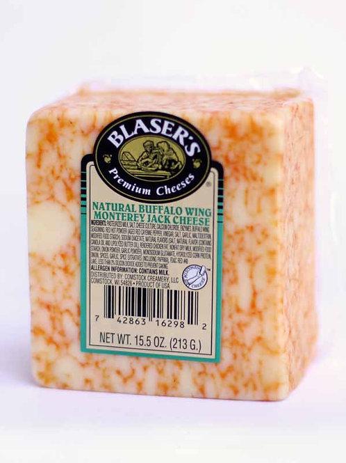 Blaser's Buffalo Wing Monterey Jack Cheese