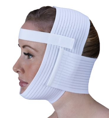 Design Veronique Occipital Universal Facial Band #210OB