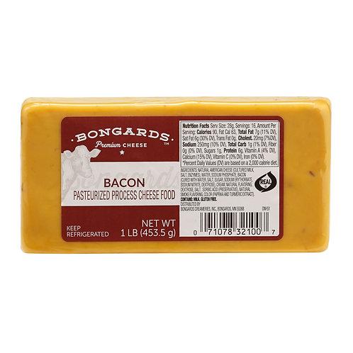 Bongards Bacon Cheese Block