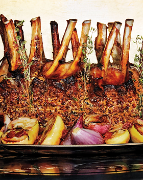 crown-roast-of-pork-with-lady-apples-and