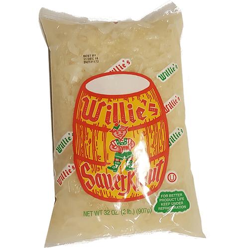 Willie's Saurkraut