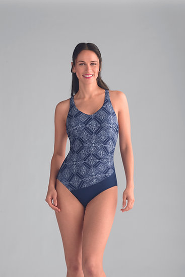 Amoena Macau One Piece Swim Suit