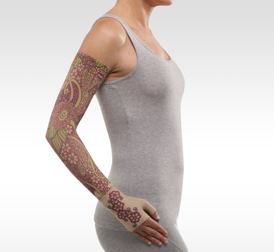 Juzo Prints - Bird Henna