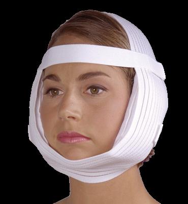 Design Veronique Features: Detachable cotton knit pouches with cold/hot compress