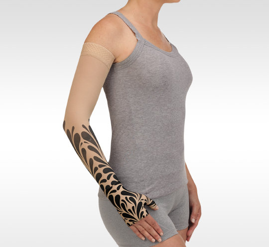 Juzo Prints - VooDoo Henna