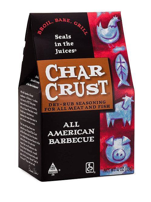 Char Crust All American BBQ
