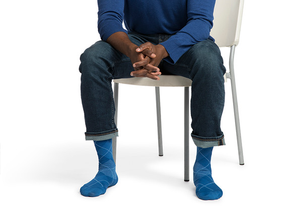 Knee High Compression Stockings