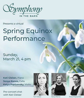 Symphony in the Barn