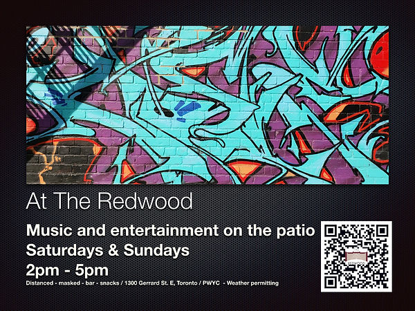 Redwood Curbside Music