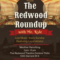 Redwood Open Mic