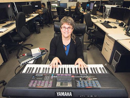 Professor Deborah Fels