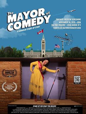 Mayor of Comedy
