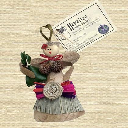 2014 Kauai Hula Angel Ornament $32