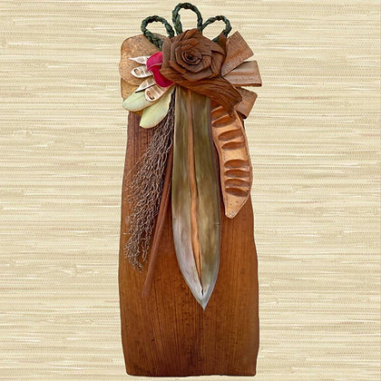 Alexander Palm Basket w/Philodendron rose $110-$160