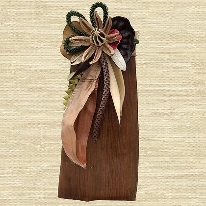 Alexander Palm Basket w/Autograph Tree fruit (open) $110-$160