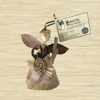 2021 Kauai Makuahine Angel Ornament $32