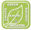 Kapaa Rotary Green Business Initiative Award