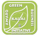 Kapaa Rotary Green Business Initiative Award