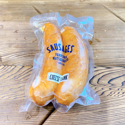 3種のチーズのフランクフルト /2本