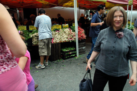 Fresh Market, NYC